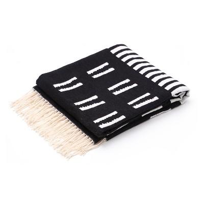 Throw Blanket - Black - Threshold™