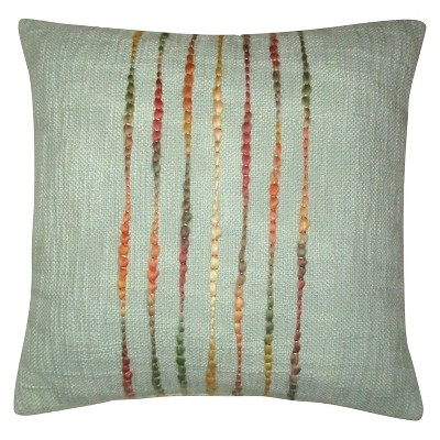 Striped Throw Pillow - Blue - Threshold™