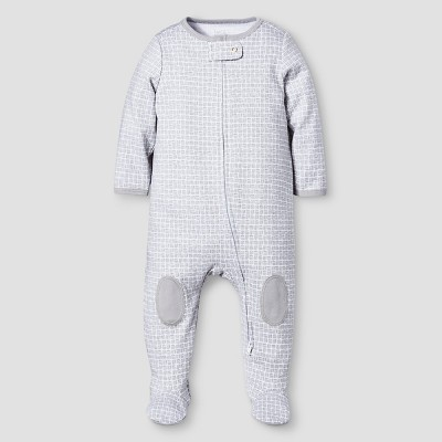 Baby Boys' Sleep N' Play Nate Berkus™ - White/Silver 0-3M