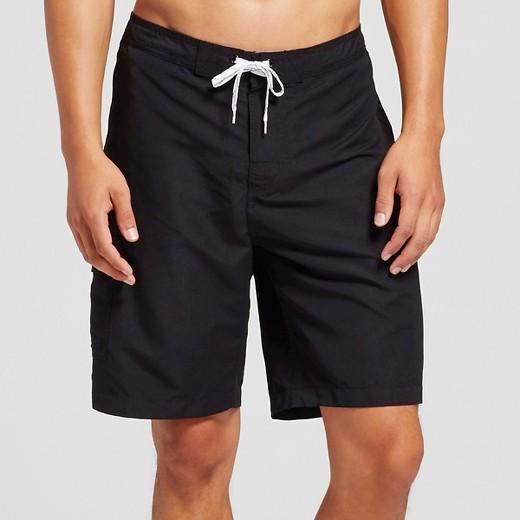Men's Solid Swim Trunks - Merona™ : Target
