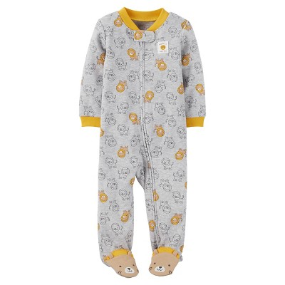 Just One You™ Made by Carter's® Baby Boys' Sleep N' Play Lions - NB