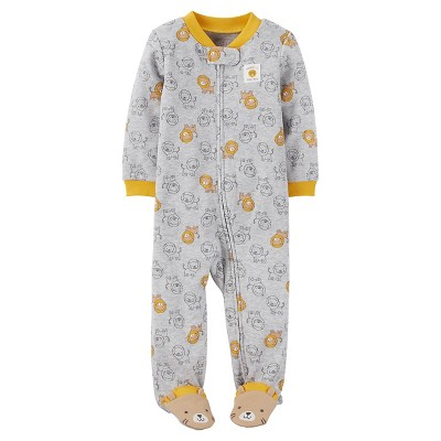 Just One You™ Made by Carter's® Baby Boys' Sleep N' Play Lions - 3M