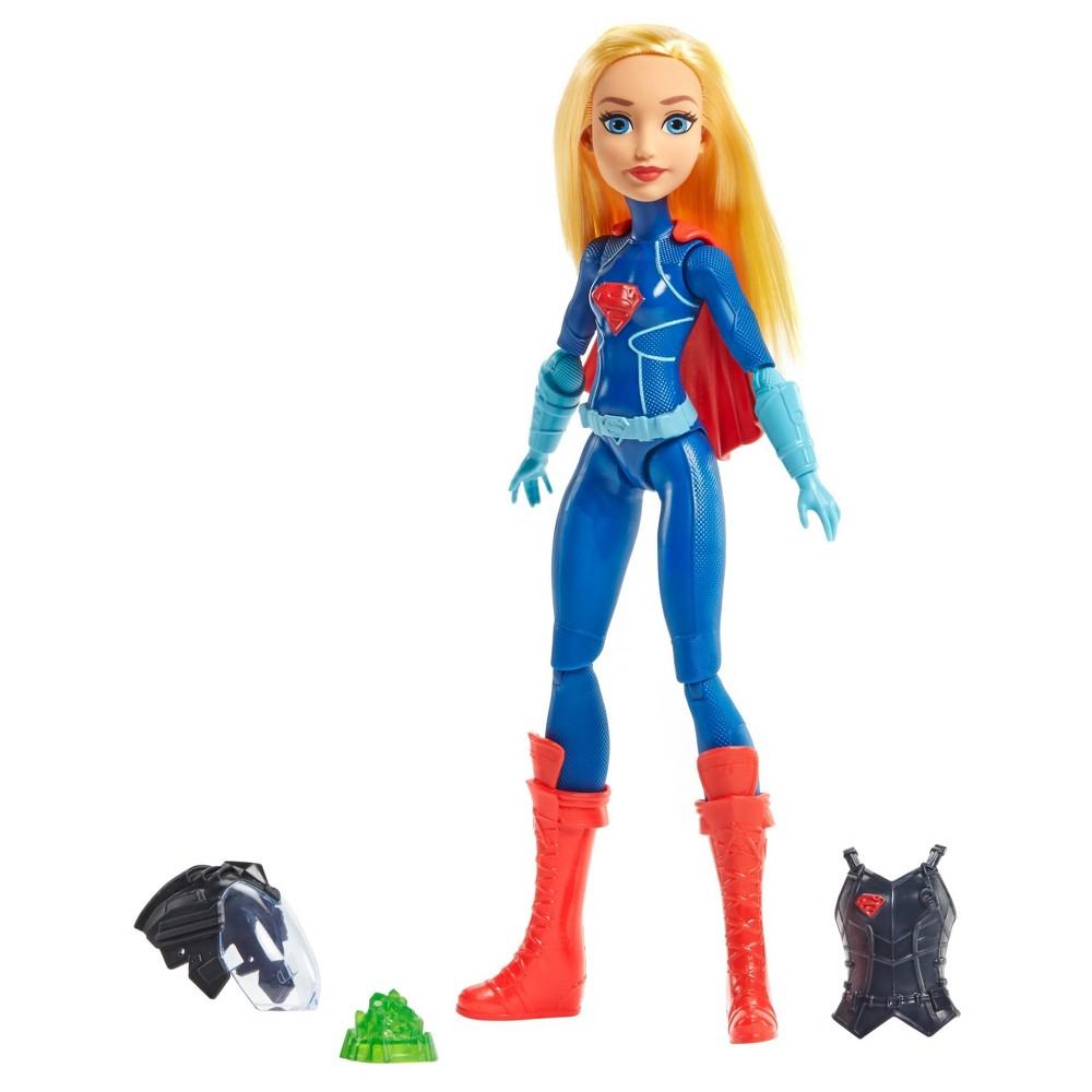 DC Super Hero Girls Mission Gear Supergirl Doll