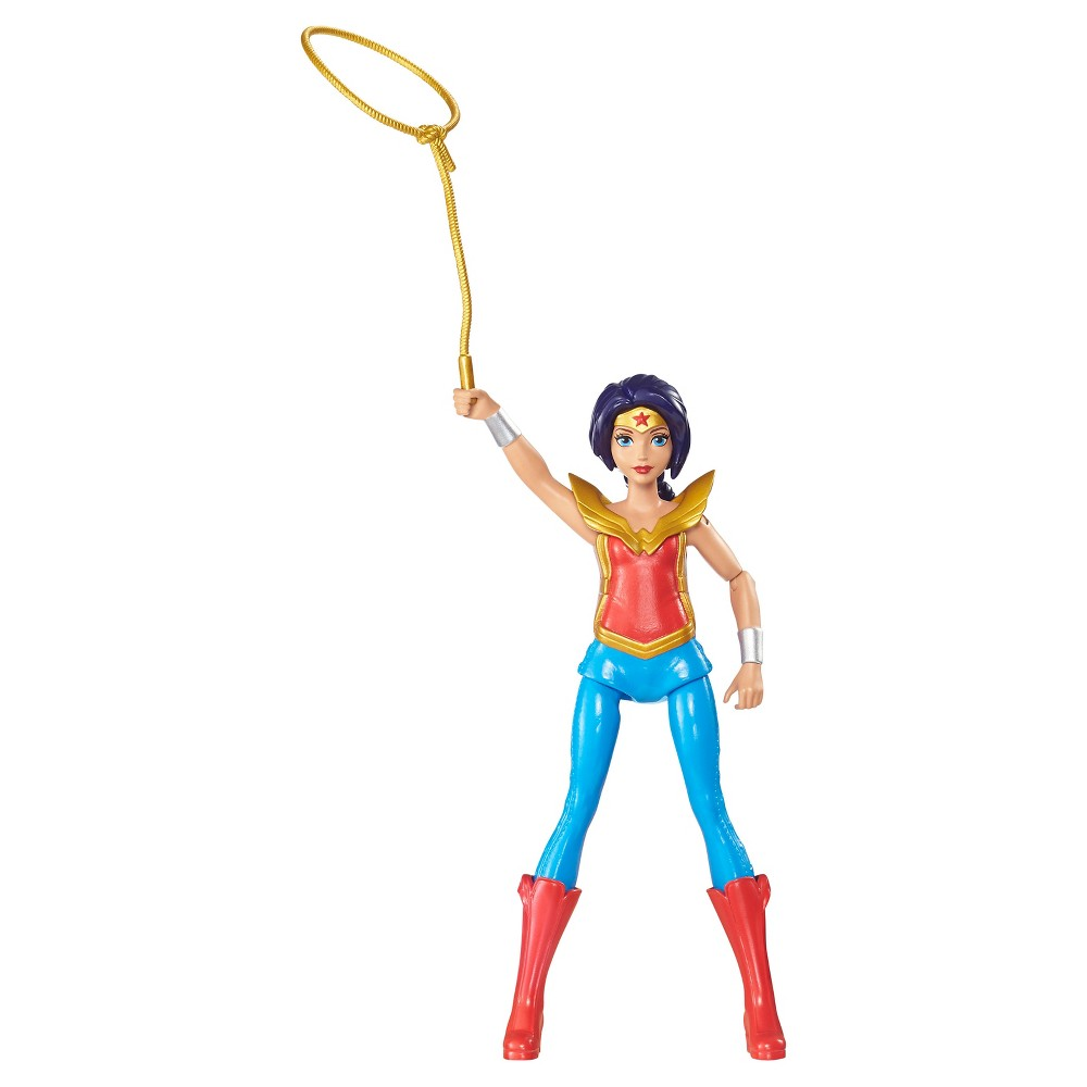 DC Super Hero Girls' Hero Action Wonder Woman Doll