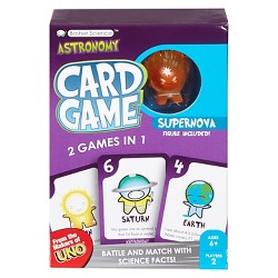 Basher Science Astronomy Card Game