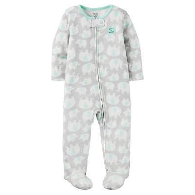 Just One You™ Made by Carter's® Baby Sleep N' Play Elephants - NB