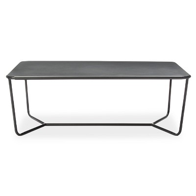 Superb Outdoor Coffee Table Gray   Modern By Dwell Magazine   Patio Tables : Target