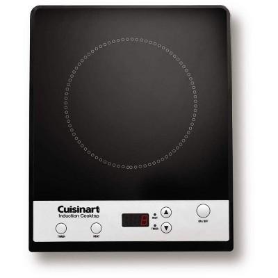 cuisinart induction cooktop black ict30