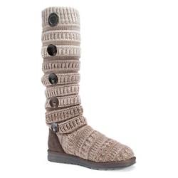 Women's MUK LUKS® Kalie Cable Knit Sweater Boots