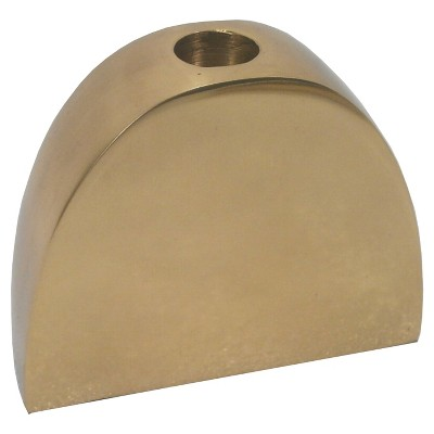 Taper Candle Holder Gold - Threshold™