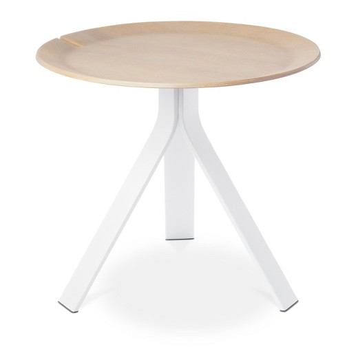 White Side Tables side table white/natural - moderndwell magazine : target