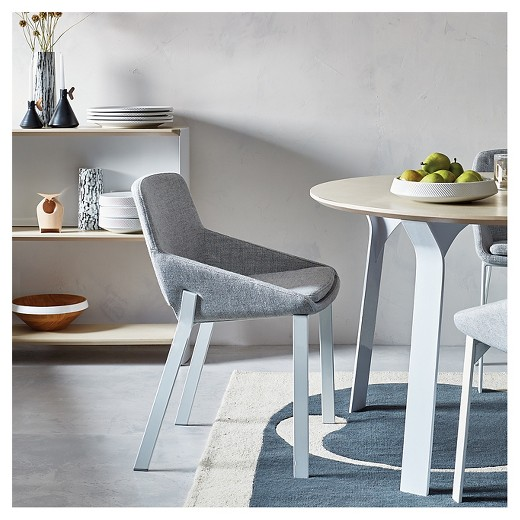 Dining Table WhiteNatural Modern By Dwell Magazine  Target - Natural dining table