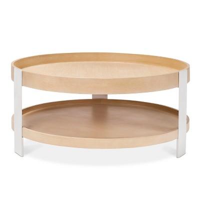 Coffee Table WhiteNaturalModern by Dwell MagazineTarget