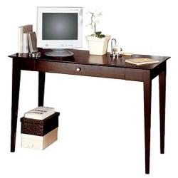 Dolce Desk Dark Walnut - Linon