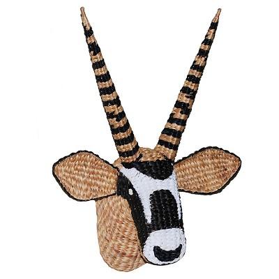 Oryx Head Wall Décor - Threshold™
