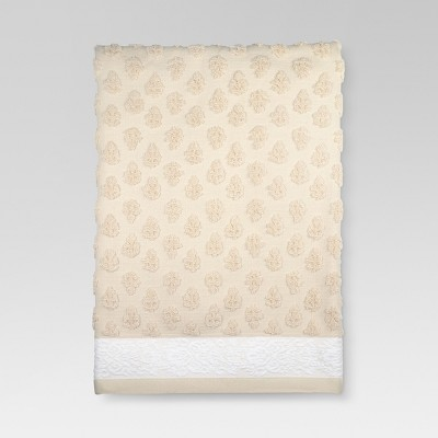 Paisley Bath Towels Blush - Threshold™