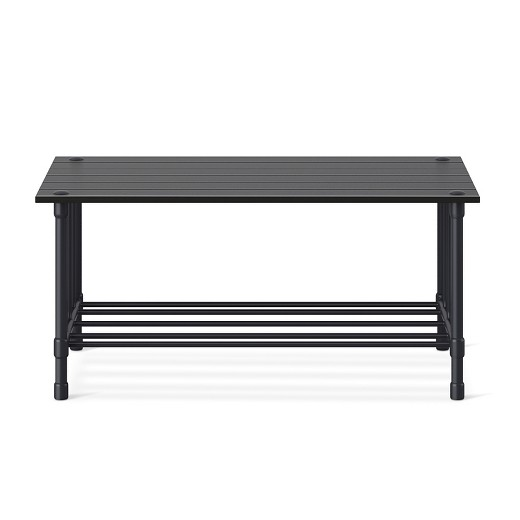 fernhill metal patio coffee table - threshold™ : target
