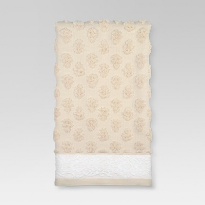 Paisley Hand Towels Blush - Threshold™