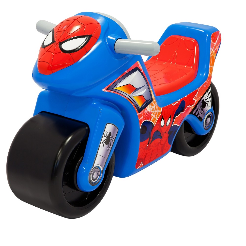Marvel Spider-Man Adventures Spidey Bike Ride-On
