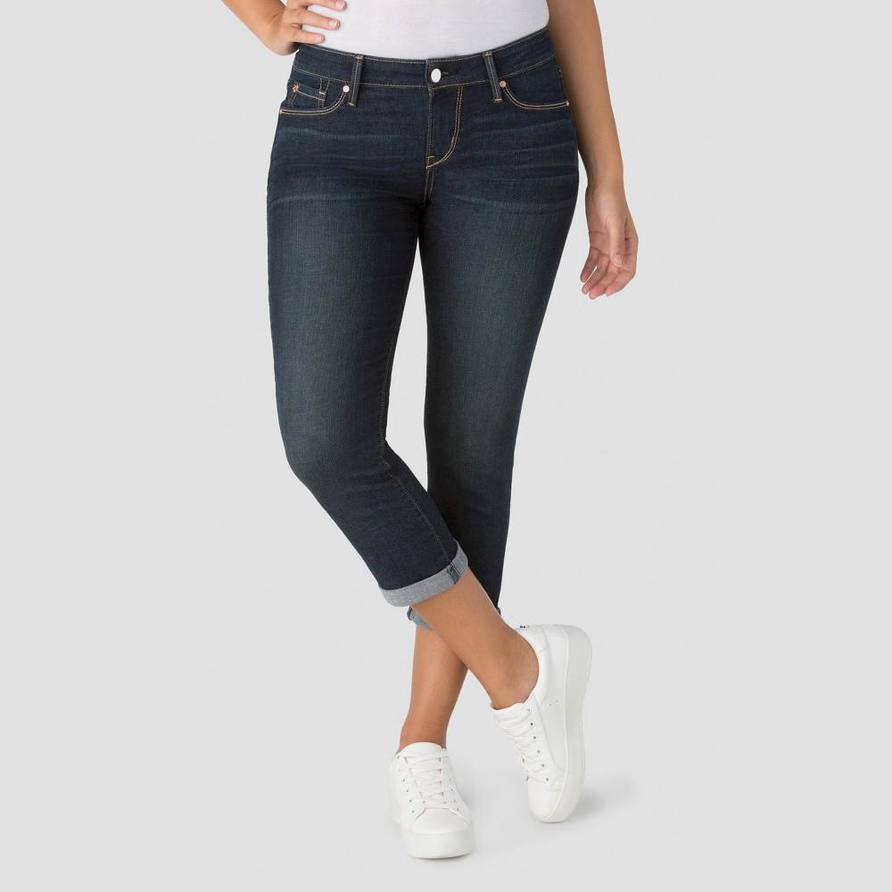 Denizen from Levi's Women's Modern Crop Jeans Dark Wash 6