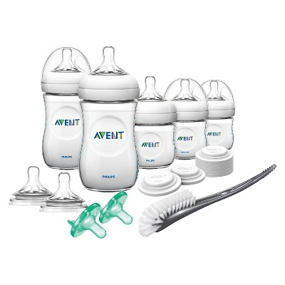 Philips Avent SCD296/03 Natural Newborn Starter Gift set