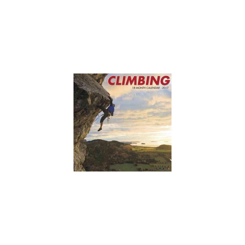 Climbing 2017 Calendar (Paperback)