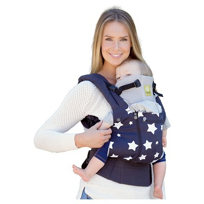 LILLEbaby 6-Position COMPLETE All Seasons Baby & Child Carrier - Charcoal with Stars