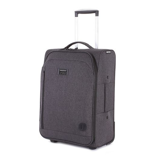 SwissGear Getaway Collection 20 Carry On Rolling Weekender Luggage