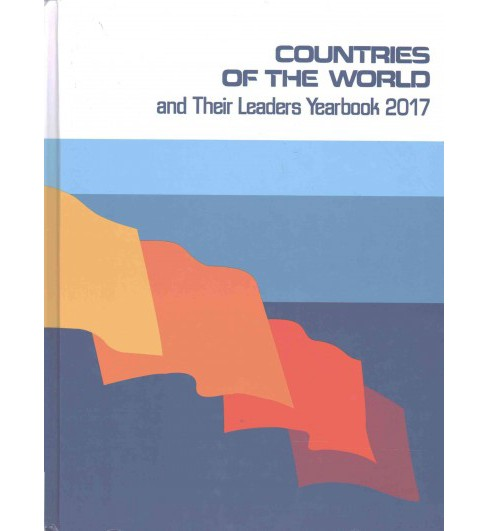 Countries of the World and Their Leaders Yearbook 2017 : A Compilation of U.S. Department of State - image 1 of 1