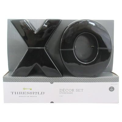 XO Décor Black - Threshold™