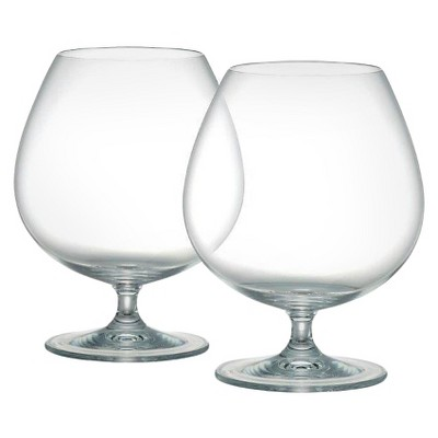 Marquis by Waterford® Vintage Bar 2pc Brandy Glasses