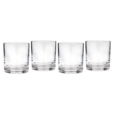 Marquis by Waterford® Vintage Bar 4pc Short Double Old-Fashioned Glasses