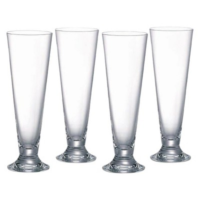 Marquis by Waterford® Vintage Bar 4pc Pilsner Glasses
