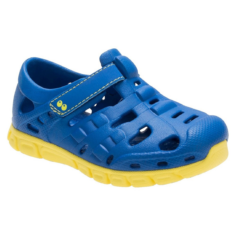 Toddler Boys Surprize by Stride Rite Demetrius Land & Water Shoes - Blue 8