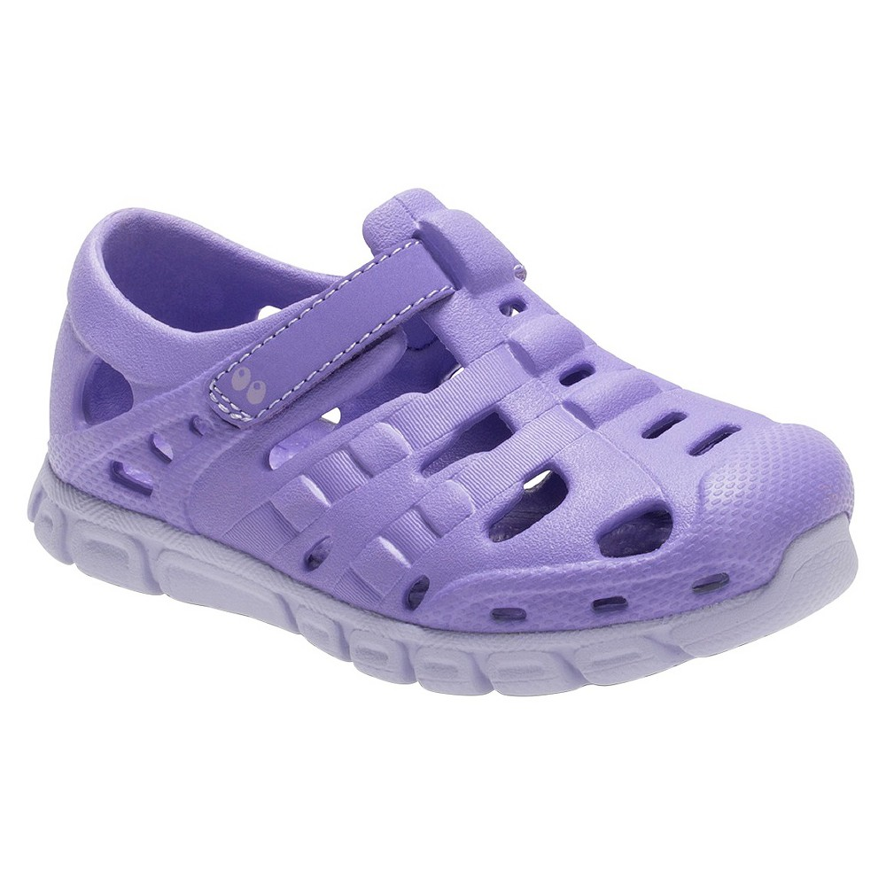 Toddler Girls Surprize by Stride Rite Venecia Land & Water Shoes - Purple 5