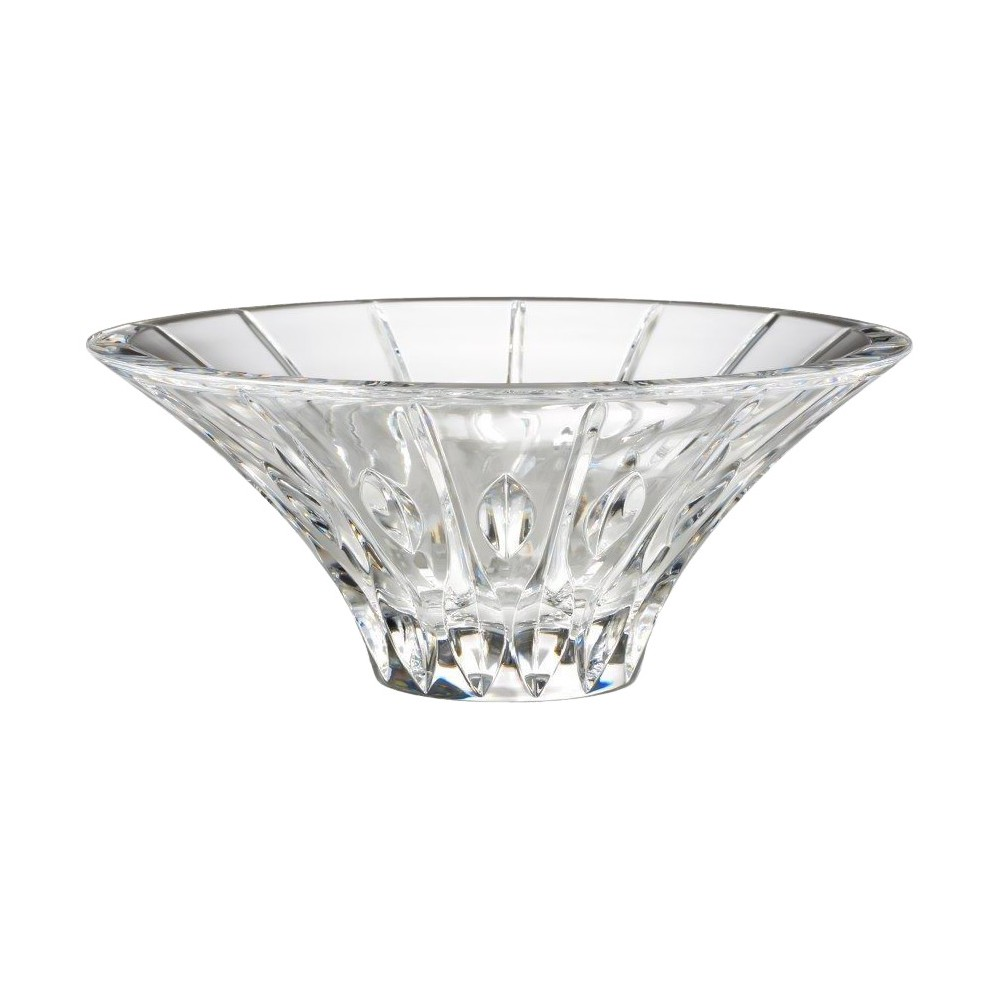 Marquis By Waterford Sheridan Flared 8 In Bowl, Clear