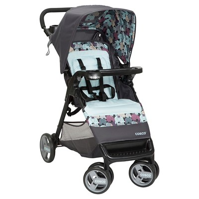 Cosco Simple Fold Stroller in Elephant Puzzle