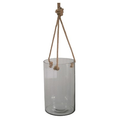 Hanging Glass Planter, Clear - Threshold™