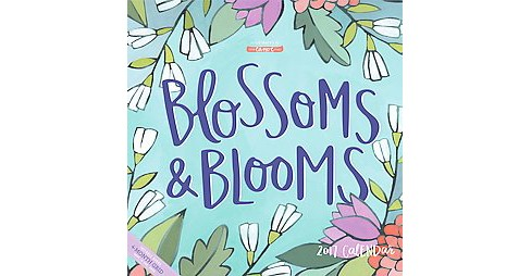 Blossoms & Blooms 2017 Calendar - image 1 of 1