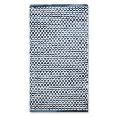 Blue Zig Zag rugs (1'8 x2'10 )- Threshold™