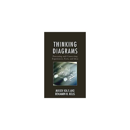 Thinking Diagrams : Processing and Connecting Experiences, Facts, and Ideas (Hardcover) (Mickey Kolis &