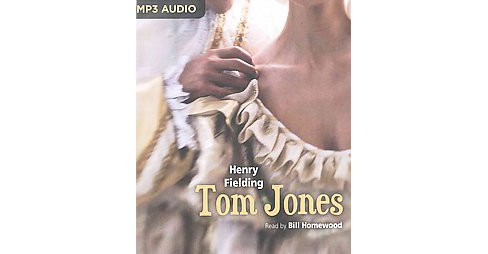 Tom Jones (Unabridged) (MP3-CD) (Henry Fielding) - image 1 of 1