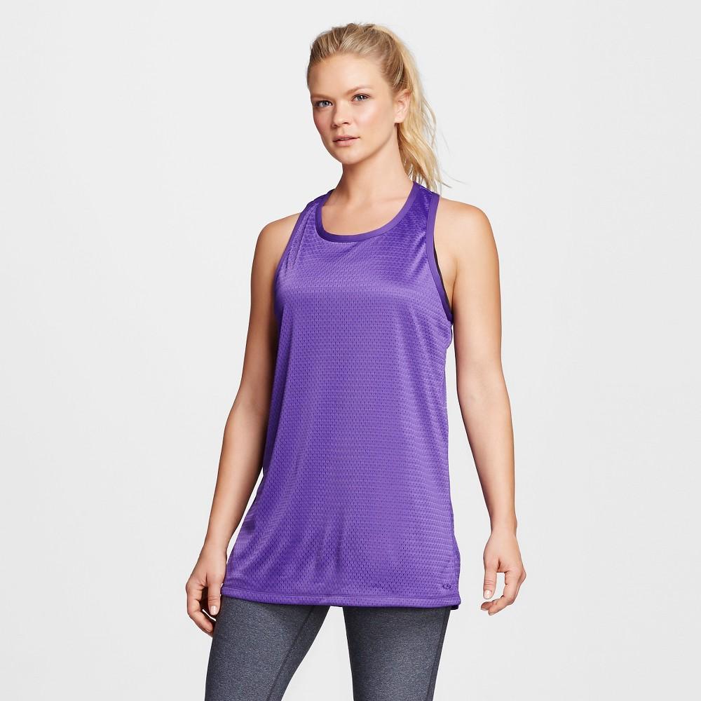 Womens Basketball Tank Top - C9 Champion Purple L
