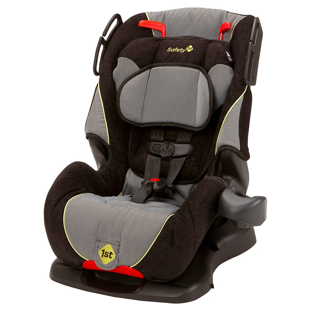 Safety 1st Alpha Omega 3-in-1 Convertible Car Seat in Nig...