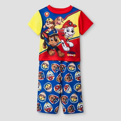 Baby Boys PAW Patrol® 2-Piece Pajama Set - Blue 12M