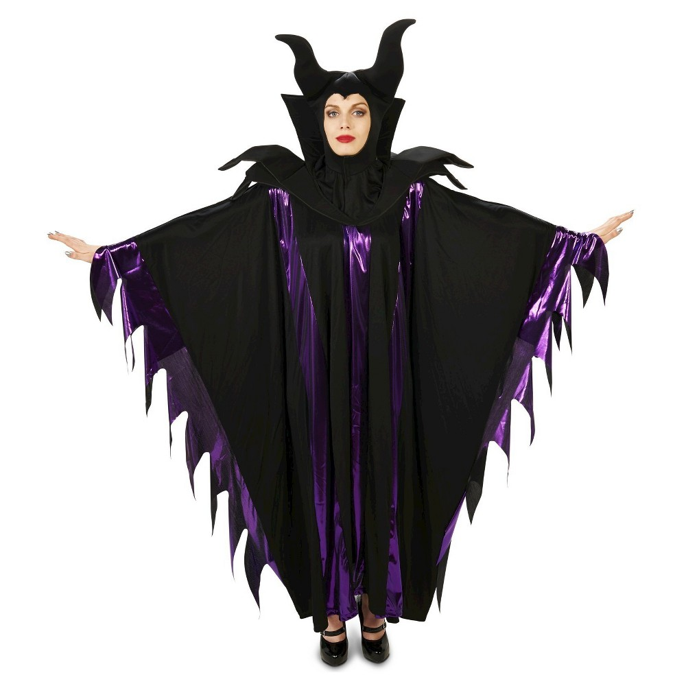 Majestic Witch Womens Costume Large/X-Large, Size: L/XL, Black