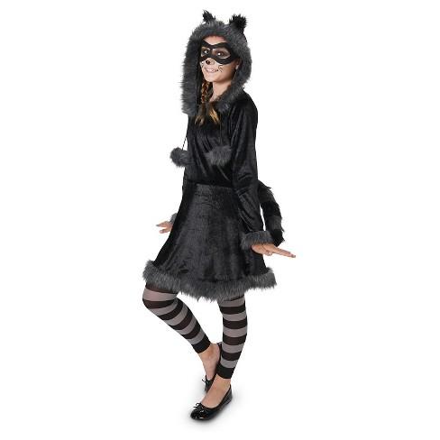 Girls raccoon costume target solutioingenieria Choice Image