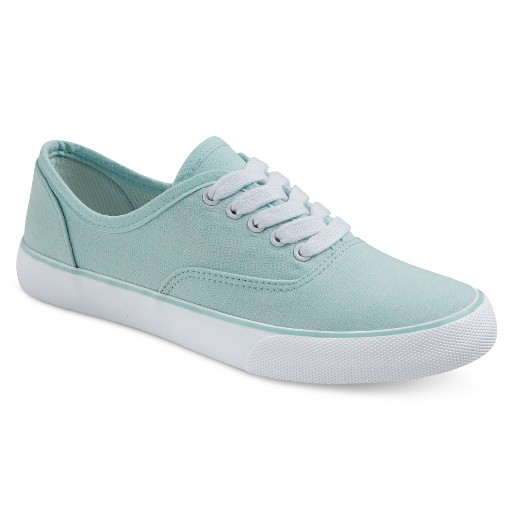 s layla canvas sneakers mossimo supply co mint