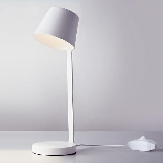 LED Task Lamp White