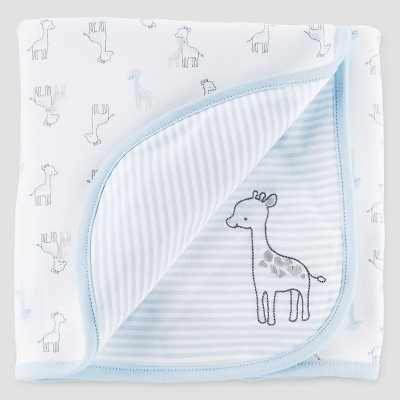 Baby Boys' Security Blanket - Just One You™ Made by Carter's® Blue